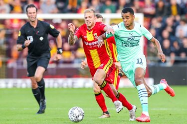 PSV pas in slotfase langs Go Ahead Eagles